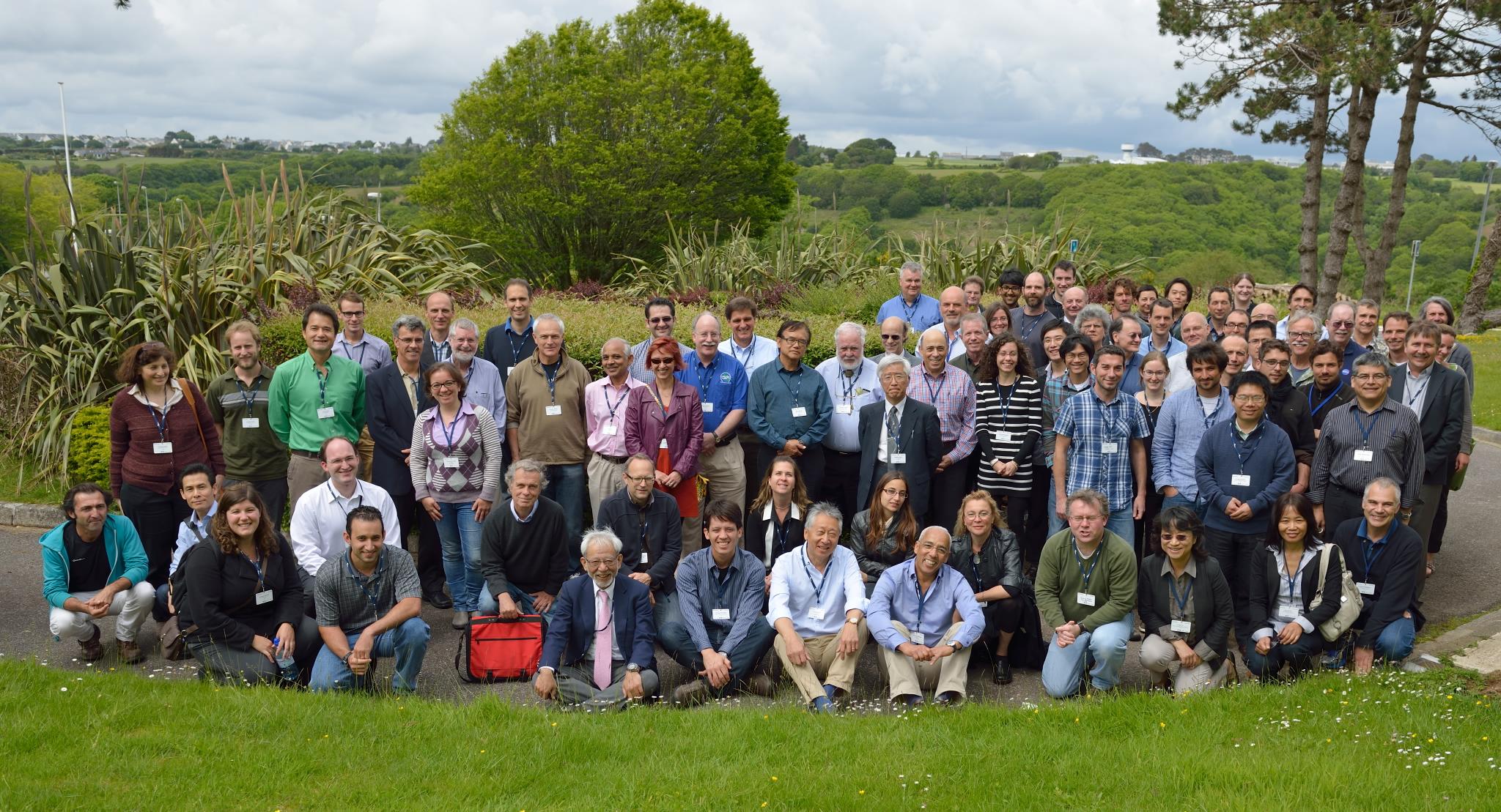 Scatterometry - NASA OVWST and International OVWST Meetings